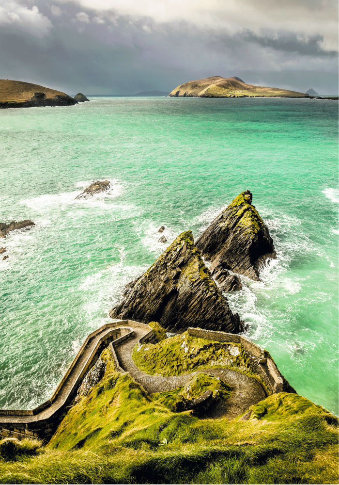 Kerry; Dingle: Slea Head : Irish seascapes