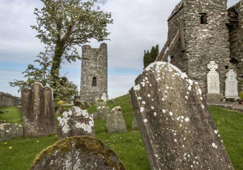 Tower-Headstones